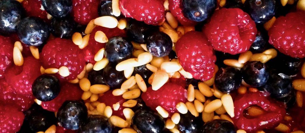 Macrobiotics Online Courses sugar free, gluten free, vegan desert