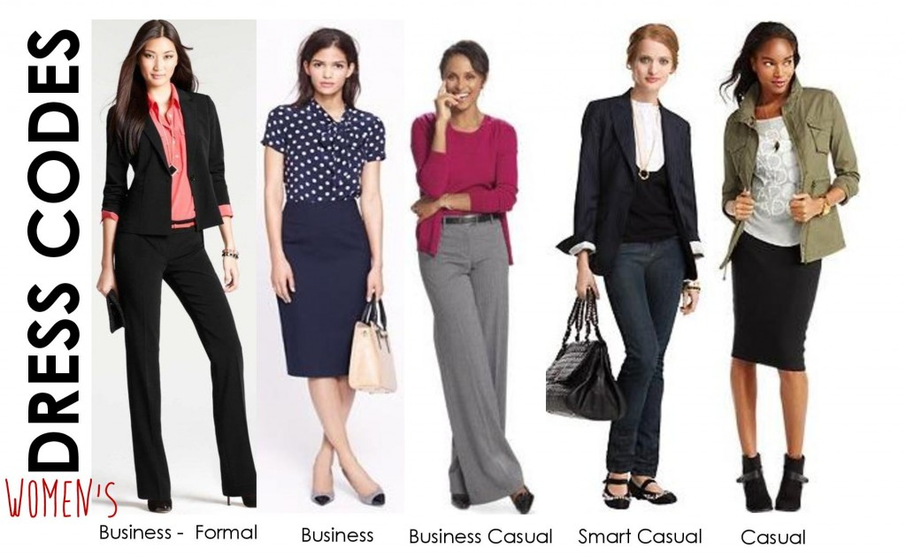 Dress Codes & How to Dress for your Next Interview