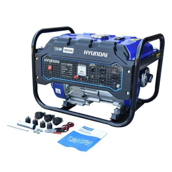 Generador Eléctrico 6.5HP 2200w