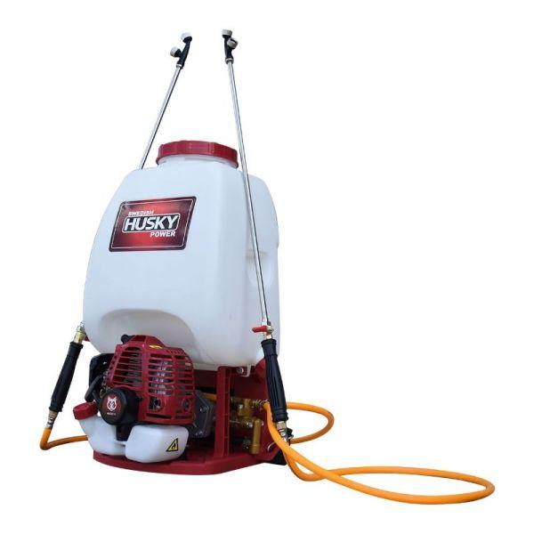 Fumigadora de Gasolina Doble Varilla 25 Litros_1