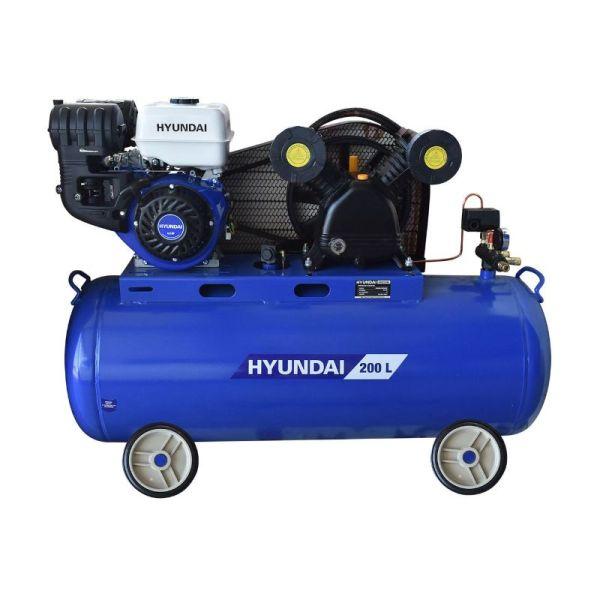 Compresor Profesional a Gasolina 200 Litros