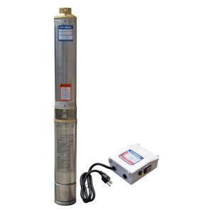 Bomba Sumergible Monofásica 1/2 HP 55 Litros