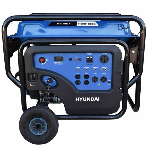 Generador Eléctrico Profesional 22HP 11500w