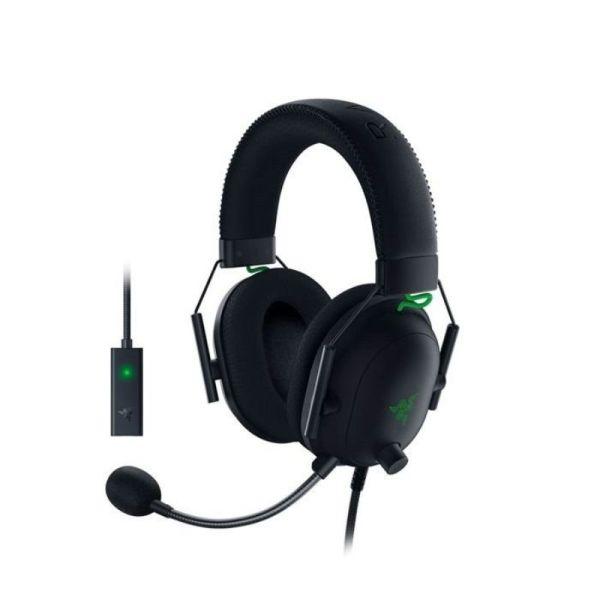 Auriculares eSports Razer BlackShark V2 con cable y USB_2