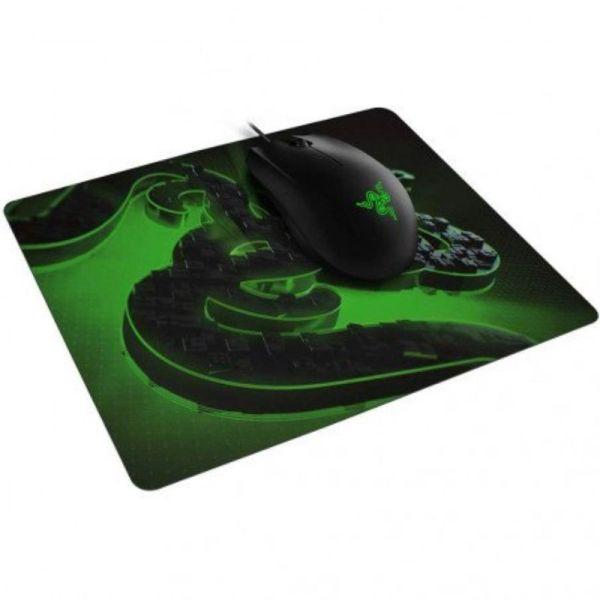 Mouse Para Juegos + Alfombrilla_1