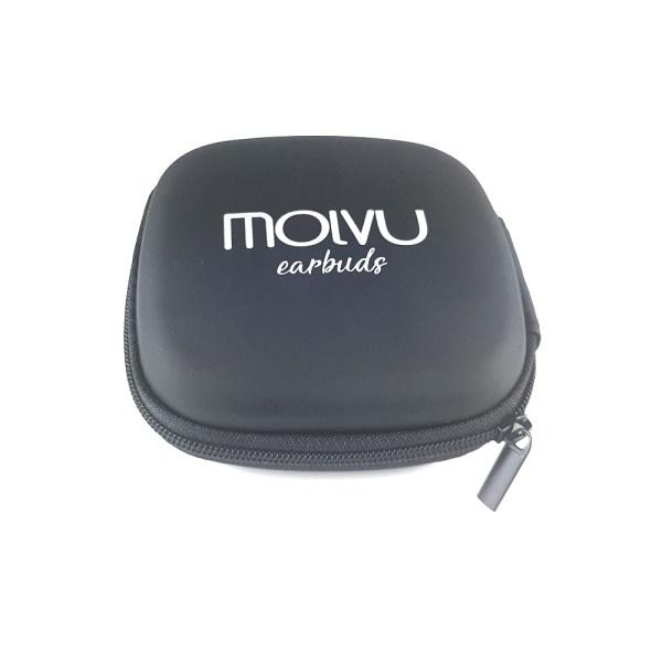 Audífonos Molvu One Negros-2