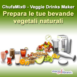 Macrolibrarsi.it presenta: ChufaMix - Veggie Drinks Maker
