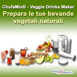 Macrolibrarsi.it presenta: ChufaMix - Veggie Drinks Maker