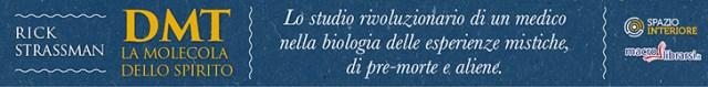 Macrolibrarsi.it presenta il LIBRO: DMT - La Molecola dello Spirito