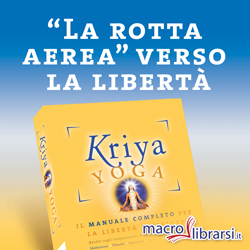 Macrolibrarsi.it presenta il LIBRO: Kriya Yoga