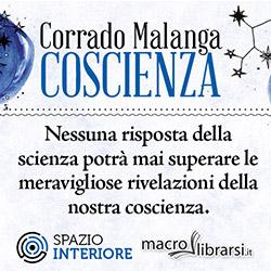 Macrolibrarsi.it presenta il LIBRO: Coscienza