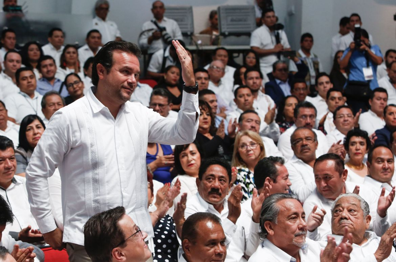 Pedro Joaquin Aniversario Quintana Roo