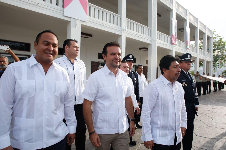 Pedro Joaquin, alcalde de Cozumel