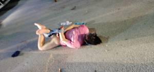 Ladrón golpeado