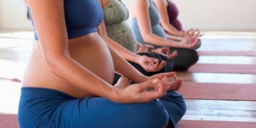 meditación para el embarazo