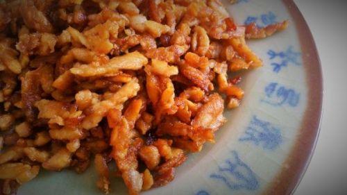tempeh frito