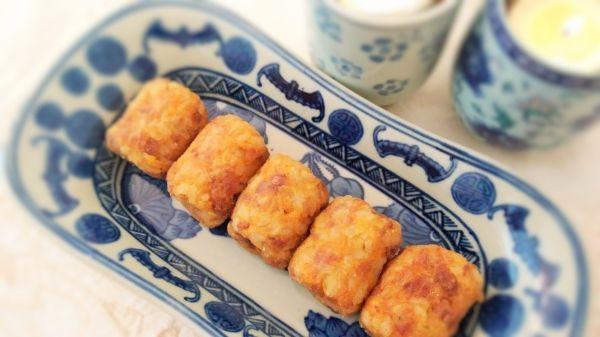 Croquetas de arroz y tempeh1