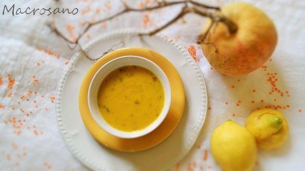 Crema de calabaza y lentejas macrosano (1)