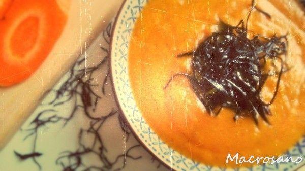 Crema de zanahoria a la cúrcuma (1)