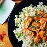 Savoury tofu marinade