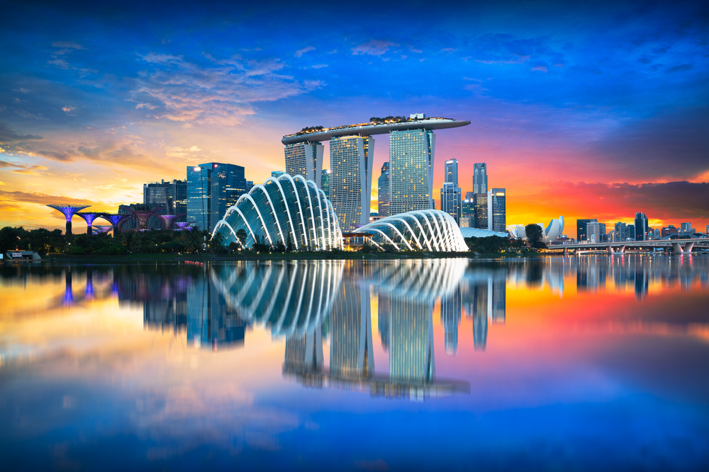 Singapore is opening up for tourism with many rules