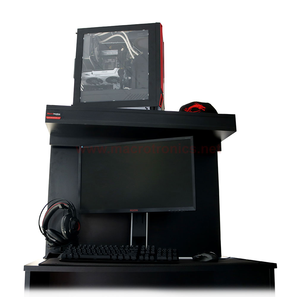 macropower Gaming Computer Desk  Gaming Chairs and Desks