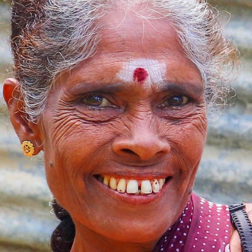 Sri Lanka Woman