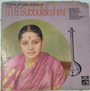 Popular Melodies of MS Subbulaksmi LP Vinyl Record www.macsendisk.com 1