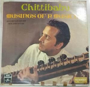Instrumental Veena LP Vinl Record by Chitti babu www.macsendisk.com1