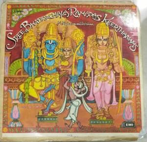 Sree Bhadarachala Ramadas Keerthanams LP Vinl Record by Dr Balamuralikrishna www.macsendisk.com1