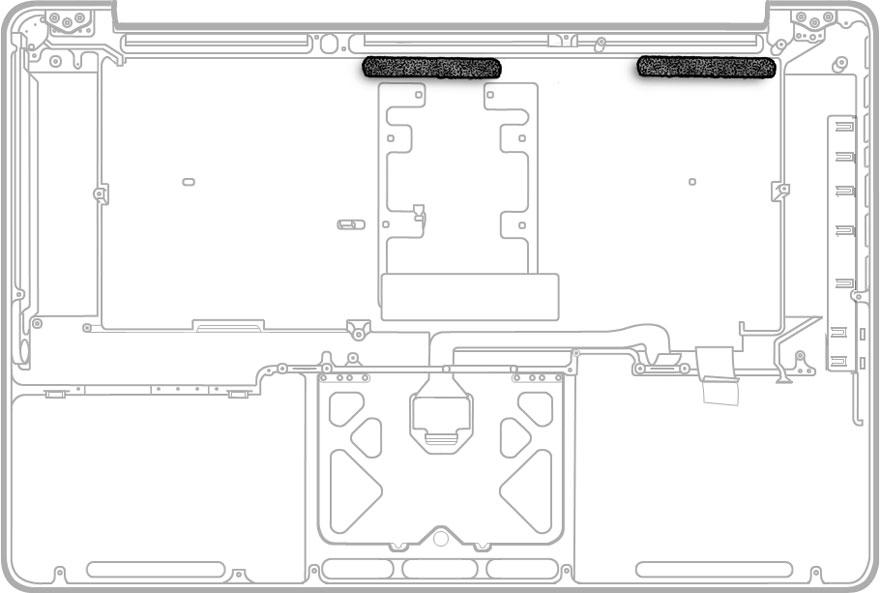 Tastatur Deutsch Macbook Pro 15 inch (Early 2011/Late 2011