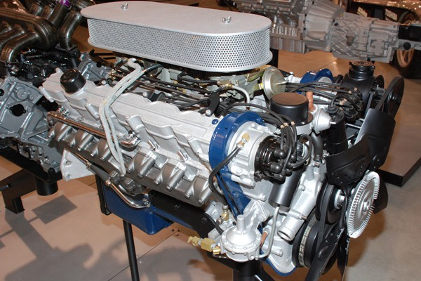 Cadillac V12 right front view