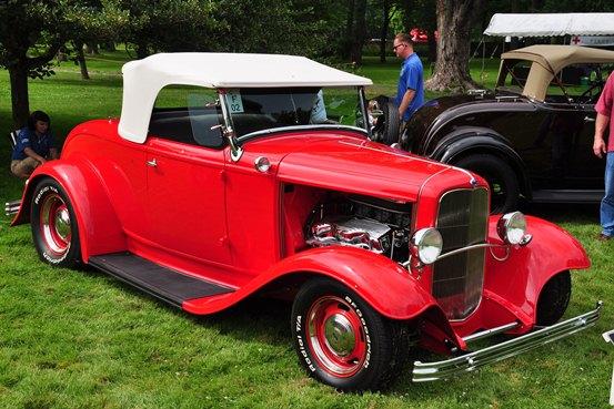 Joseph Patrico Sr. 1932 Ford Roadster