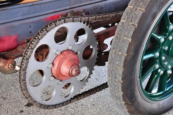 1914 LaFrance chain drive