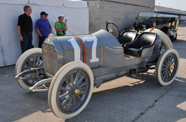 Greg Cone 1912 Stoddard-Dayton Speed Car