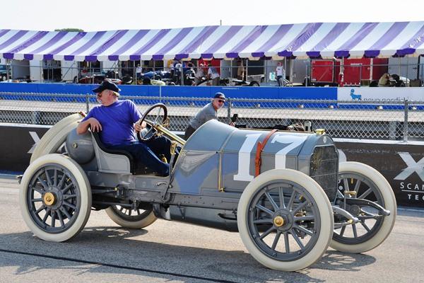 Greg Cone 1912 Stoddard-Dayton Speed Car