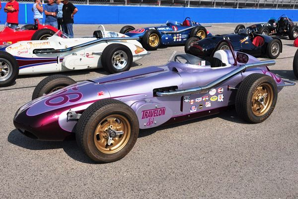Leo Burmeister 1960 Indy roadster