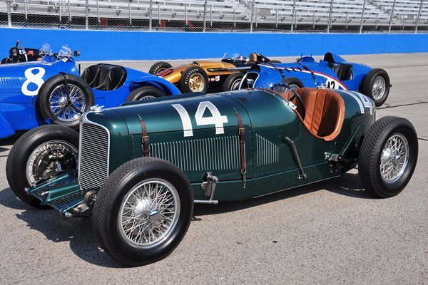 Sam Mann 1930 Chrysler Golden Seal Special