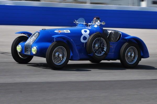 Scott Larson 1937 Bugatti T57