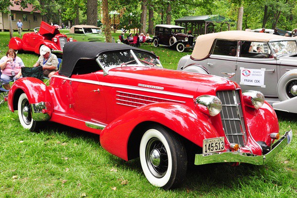 1935 Auburn SC Speedster