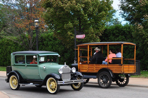 Ford Model T and Ford Model A