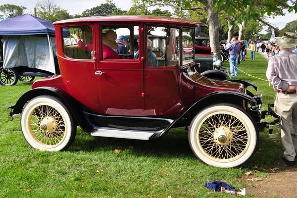Jack Beatty 1916 Detroit Electric Model 60 Brougham