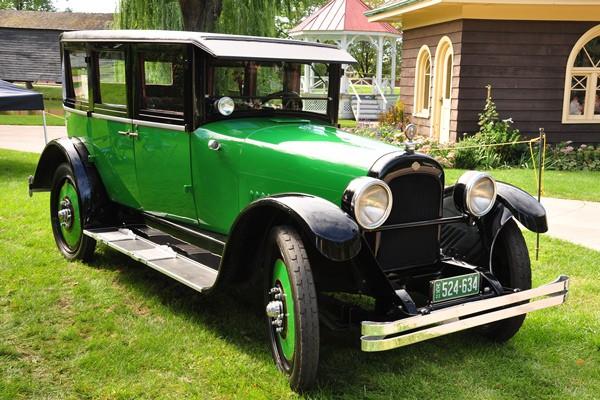 Jim Holcomb 1923 Nash 698 Four-Door Coupe