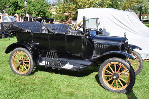 Jon Crane 1917 Ford Model T Touring