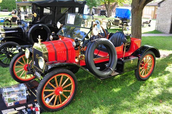 Michael Brady 1915 Ford Model T Speedster