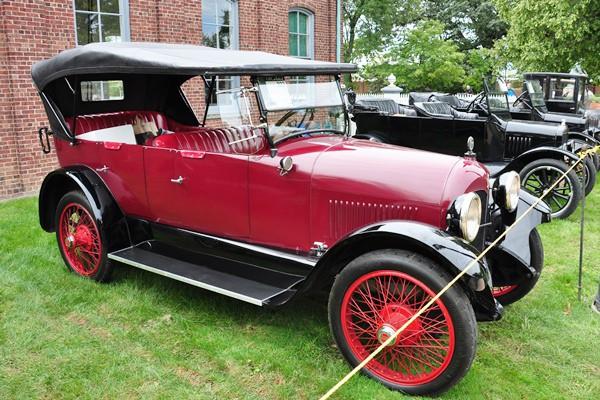 Robb Schlencker 1922 R&V Model R Touring