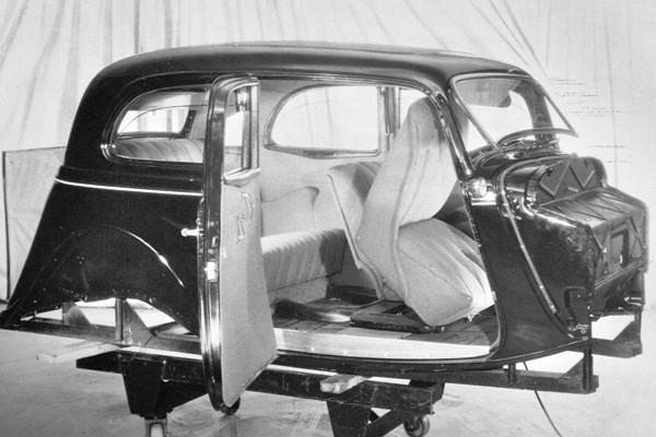 1934 Ford Victoria body
