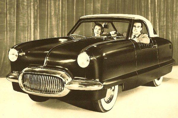 1950 Nash NXI prototype