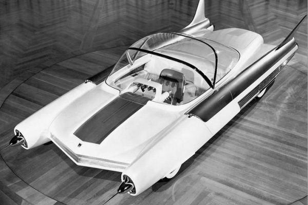 1954 Ford Atmos