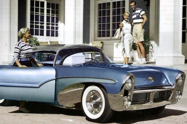 1955 Oldsmobile Delta